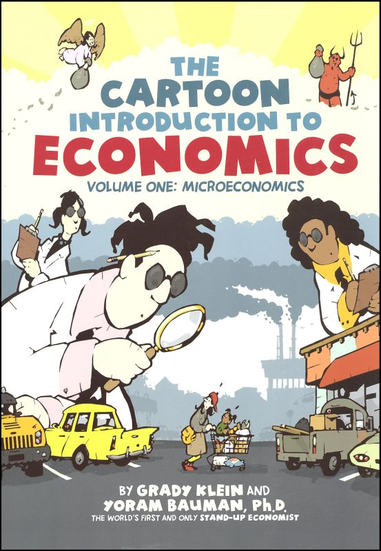 The Cartoon Introduction to Economics