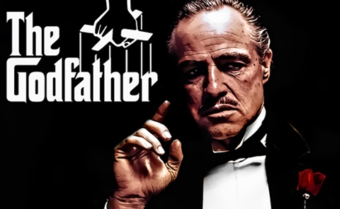 What with men and The God father?