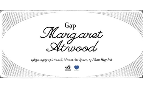 Gặp Margaret Artwood